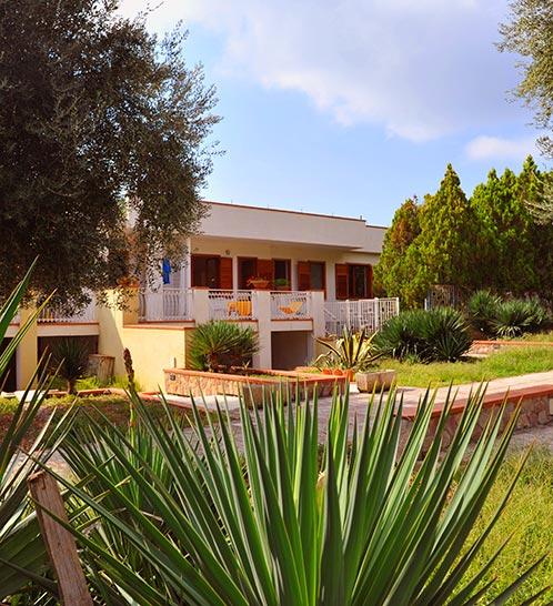 villa wanda palinuro