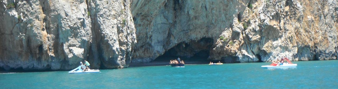Grotte Palinuro