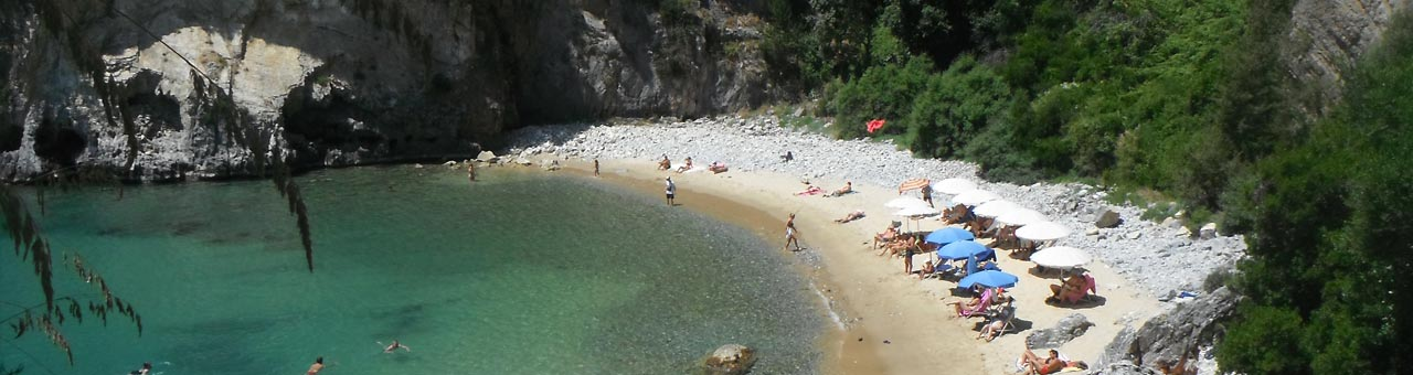 Palinuro spiaggia del Buondormire
