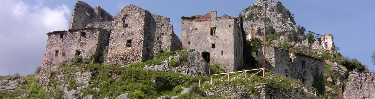 San Severino di Centola borgo medievale
