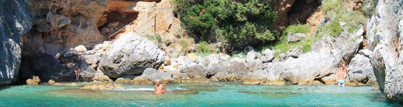 Newsletter vacanze Palinuro