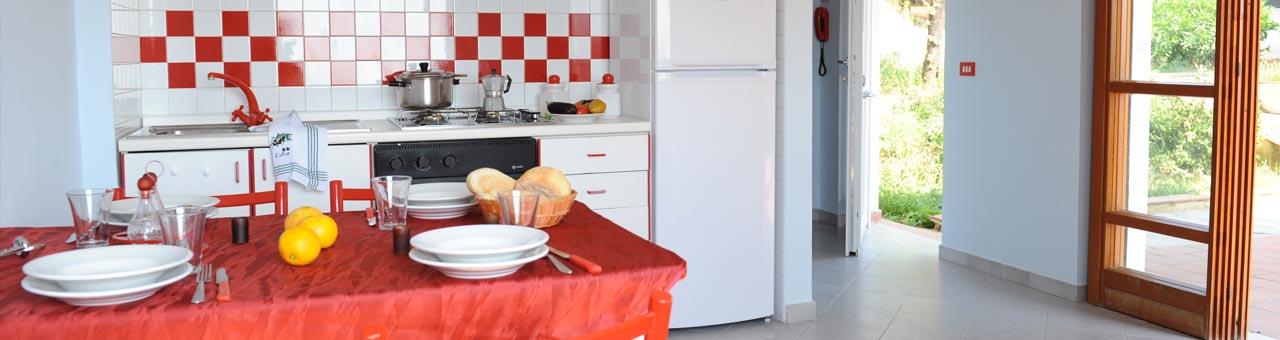 Palinuro appartamenti in residence