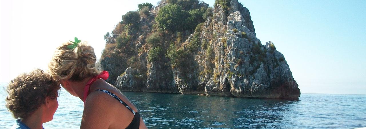 Ferienwohnung Kap Palinuro