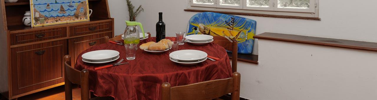 Appartamento 4 posti casa vacanze Palinuro