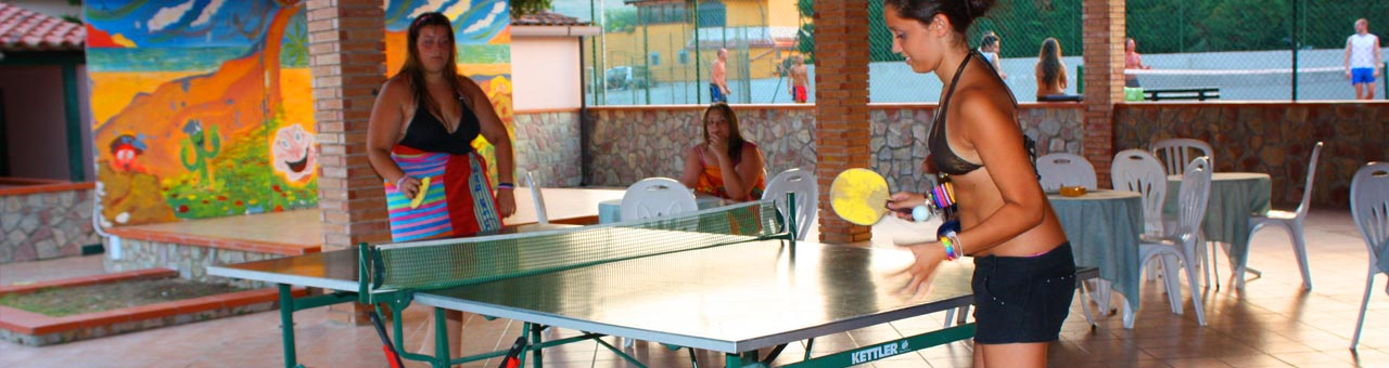 Ping pong Residence Trivento