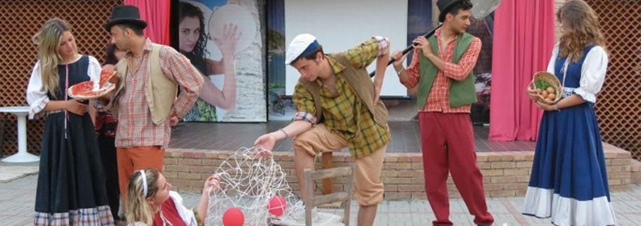 Ferienwohnung Cilento mit Unterhaltung