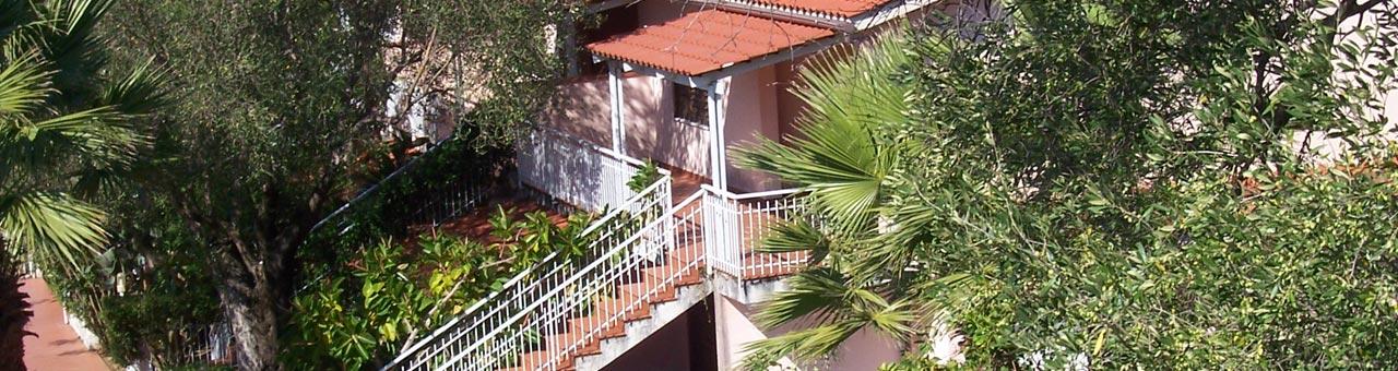 Familienferienwohnungen Palinuro