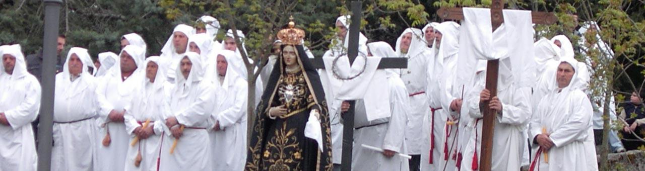 Processione Roccagloriosa sabato santo