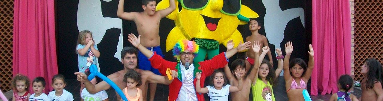 Urlaub mit Kindern Kampanien
