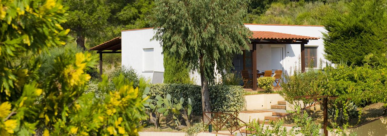 Ferienwohnung im Naturpark Cilento