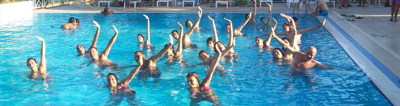 Residence con piscina a Palinuro