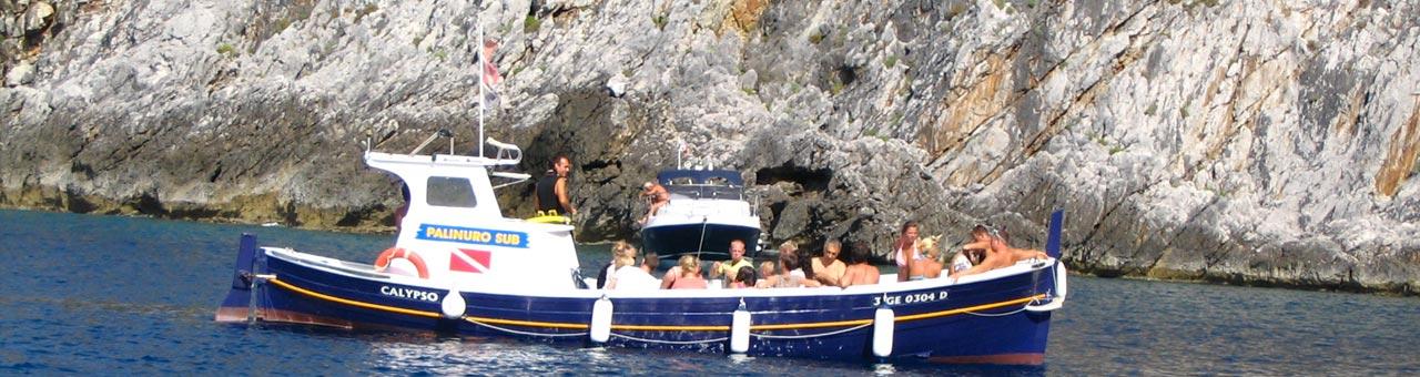 Capo Palinuro Snorkeling
