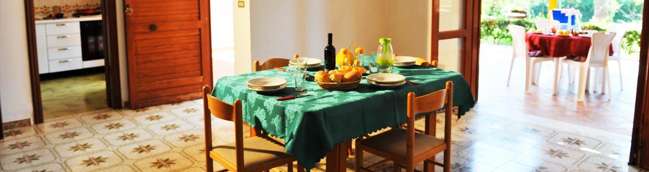 Ferienwohnungen für Familien Palinuro