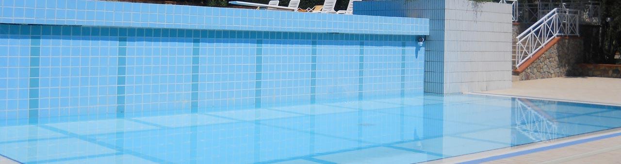 Villaggio con piscina a Palinuro