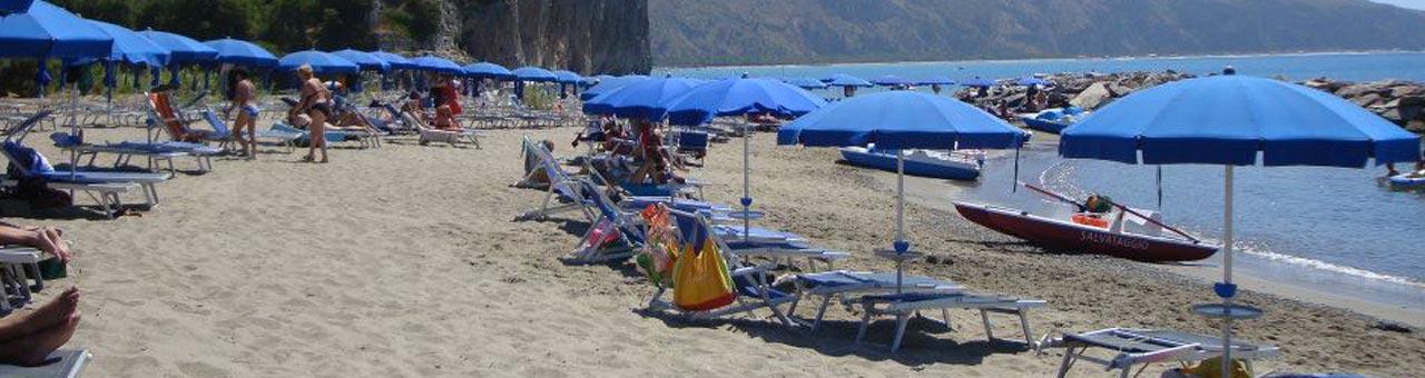Palinuro spiaggia Marinella