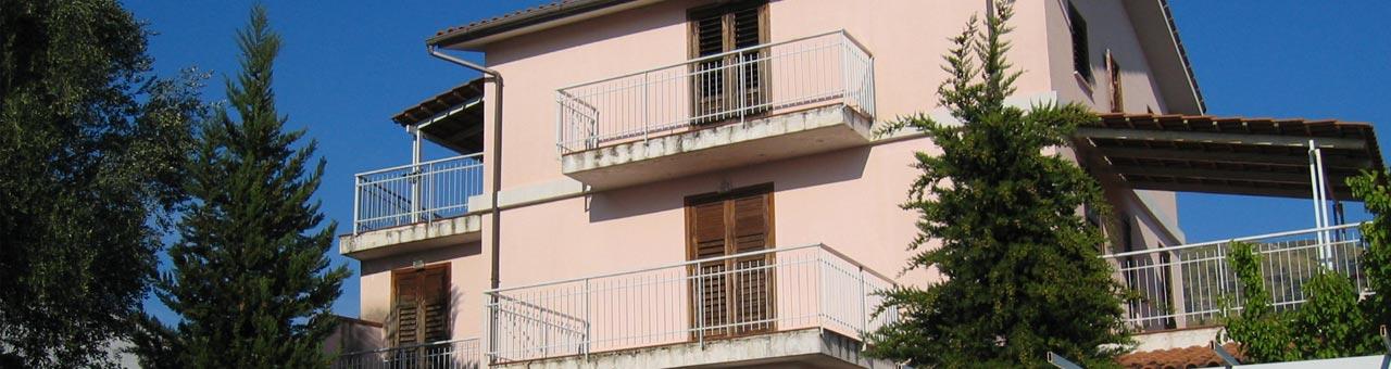3-Zimmer-Wohnung Palinuro