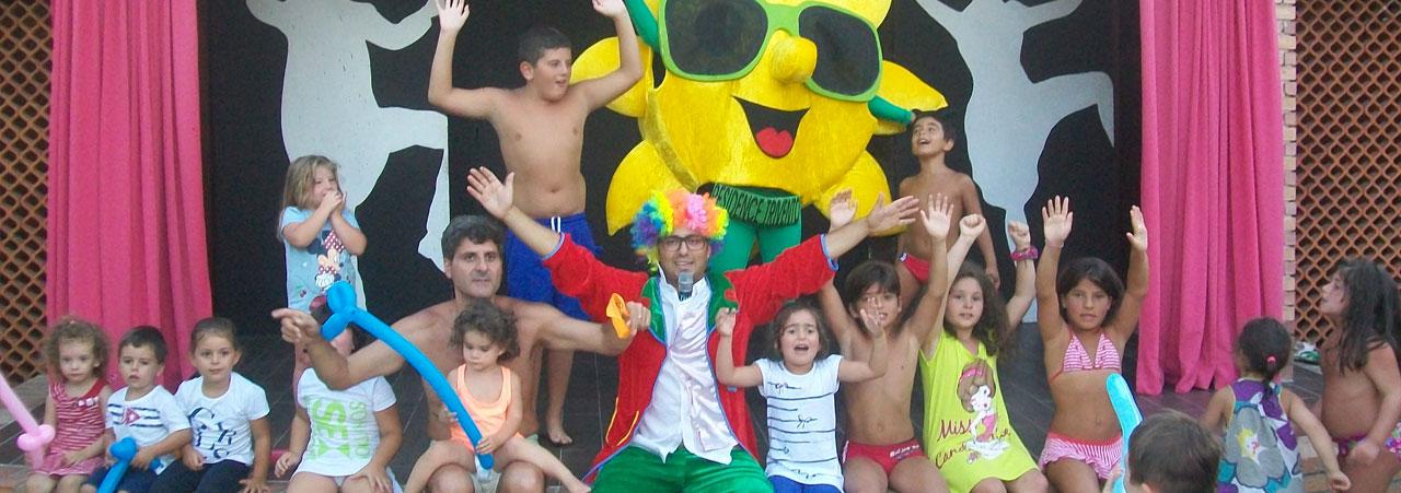 Ferienanlage mit Unterhaltung Palinuro
