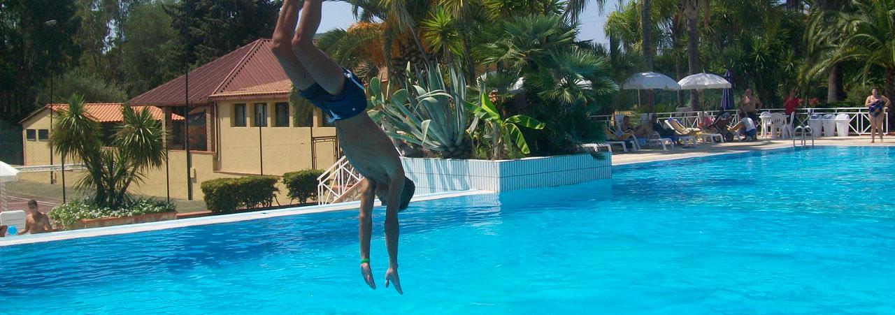 Ferienwohnung mit Pool Cilento