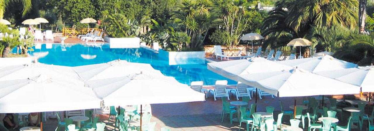 Ferienanlage mit Sportmöglichkeiten Cilento