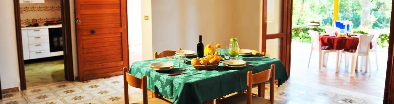 Familienferienwohnungen Cilento